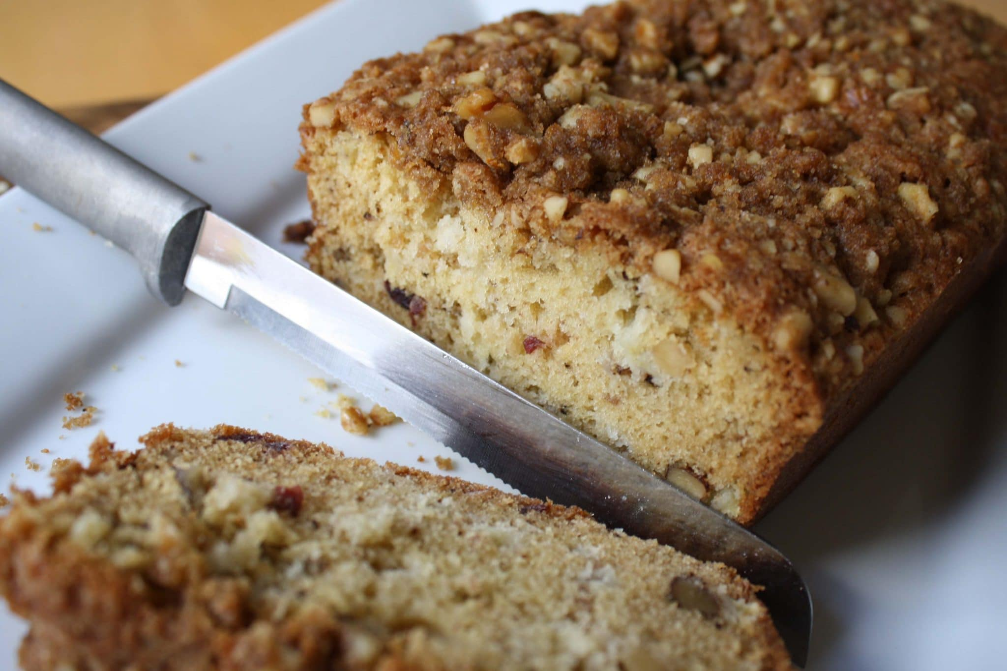 Apple Streusel Bread Recipe Rodelle Kitchen