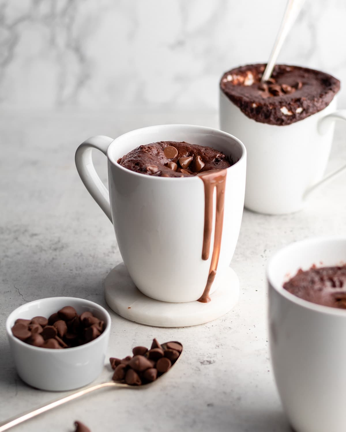 Hot Cocoa Mug Cake Rodelle Kitchen